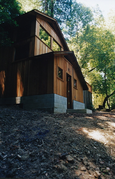 An Addition And Remodel To An Existing Cabin In The Santa Cruz Mountains.  This Rustic Cabin Felt At Home In Itu0027s Setting And I Chose Not To Change  That ...